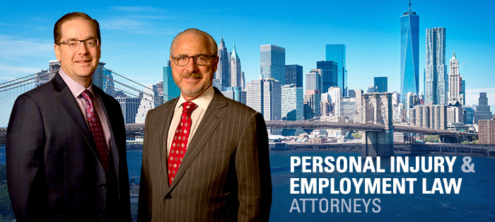New York Employment & Personal Injury Attorneys